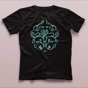 The H Life Brain T Shirt